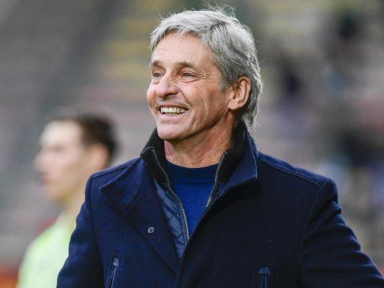 Coach Jose Riga URSL VISE